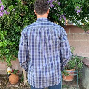 Alan Flusser Shirts - Alan Flusser Button Down